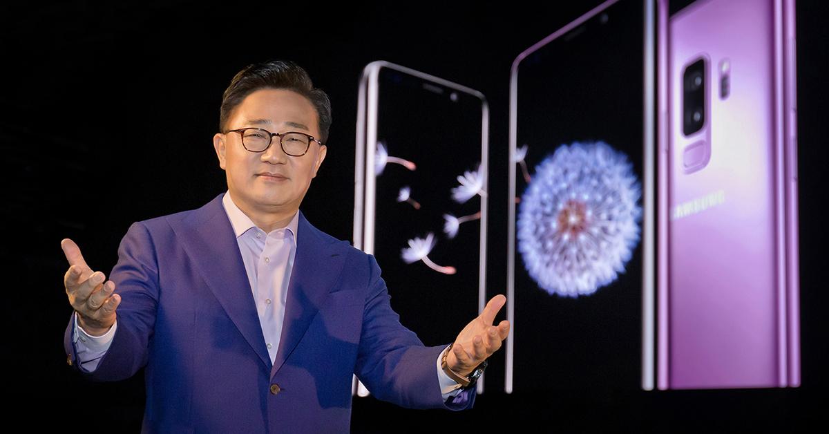 삼성 고동진 부문장이 과거 '삼성 리더십'과는 사뭇 다른 자신만의 리더십 철학을 밝혔다. [사진 삼성전자]