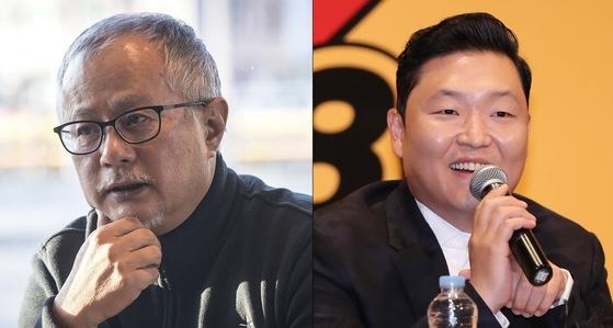 송승환 2018 평창 겨울올림픽 개폐회식 총감독이 가수 싸이의 폐막식 불참에 대한 뒷이야기를 전했다. [중앙포토]