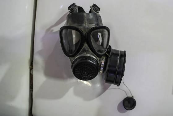 화학무기금지기구(OPCW)가 시리아 정부의 화학무기 공격 의혹을 조사하기로 했다. 시리아 정권이 이달 들어 반군 지역인 동(東) 구타에서 염소가스 공격을 실시했다는 의혹이 일고 있어서다. [EPA=연합뉴스]