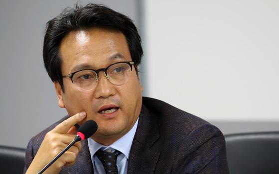 안민석 더불어민주당 의원. [중앙포토]