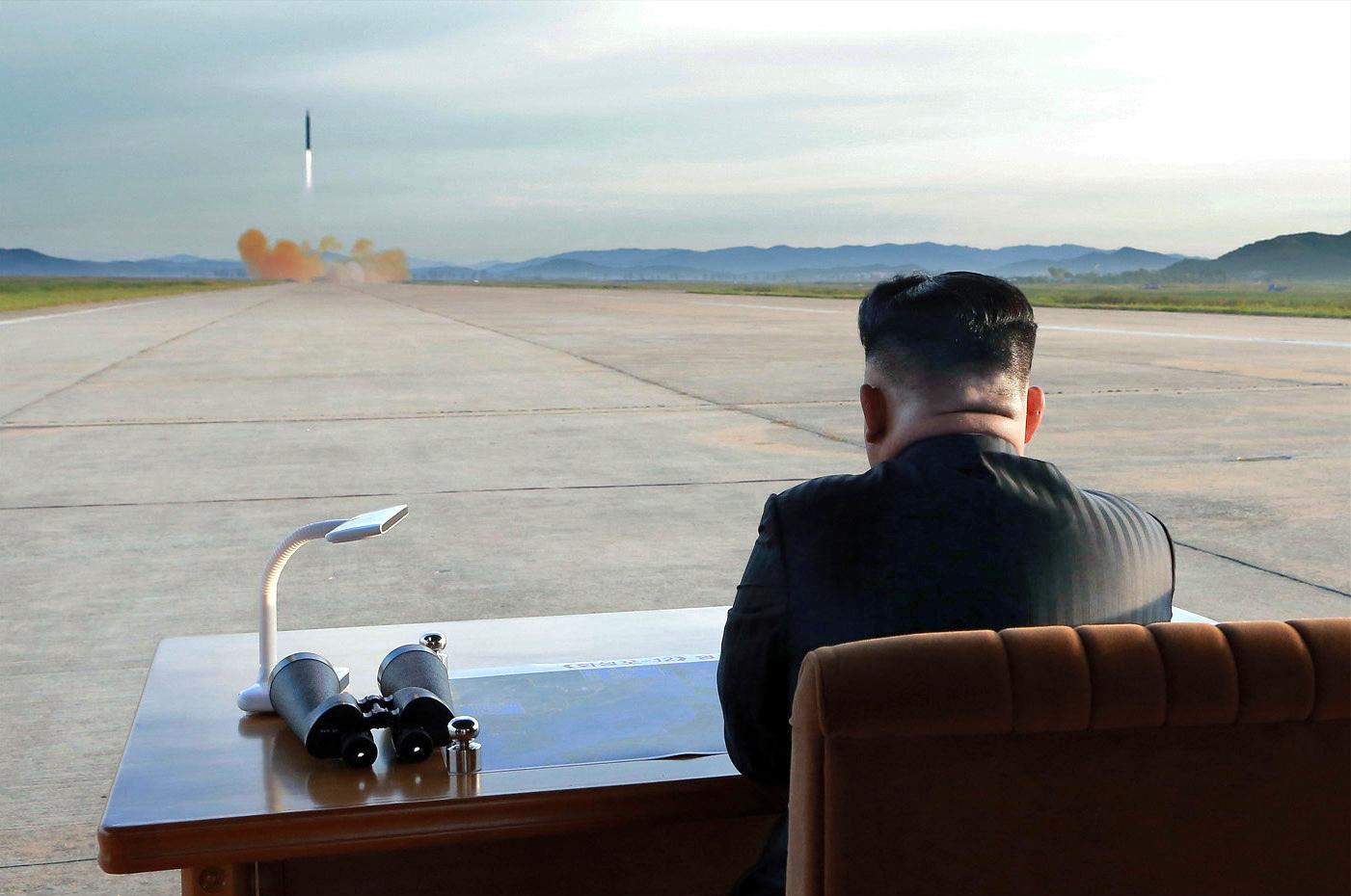 북한 김정은 노동당 위원장. [연합뉴스]