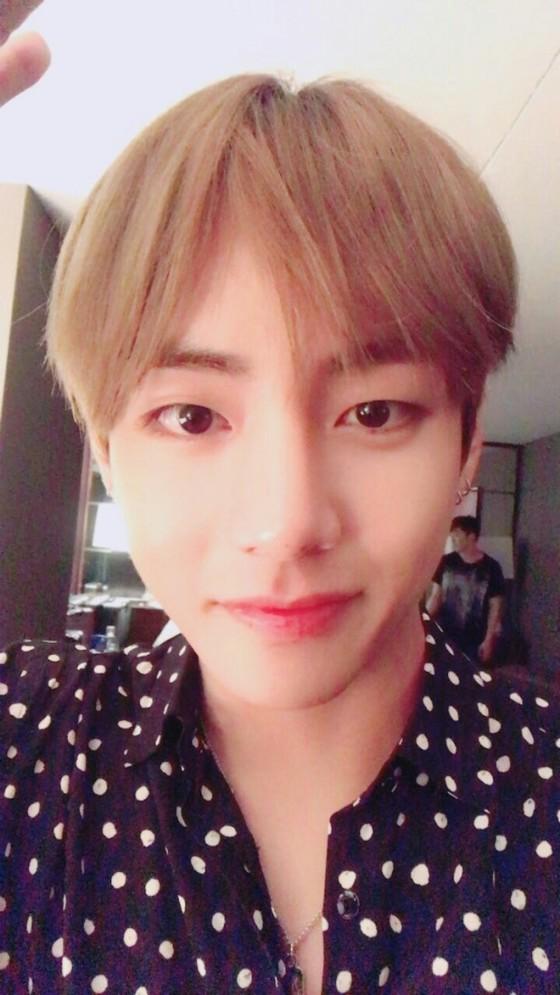 Photo from BTS' social media account