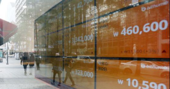 20대의 22.7%가 암호 화폐 구매 경험이 있는 것으로 조사됐다. [사진 연합뉴스]