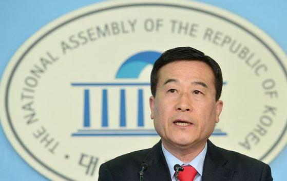 자유한국당 허성우 수석부대변인 [사진 연합뉴스]