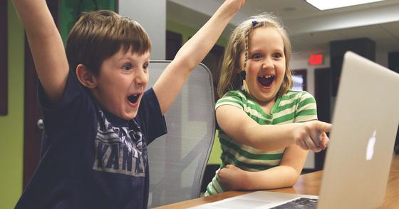 아이들이 생각해 낸 아이디어를 지나치지 않고 발명 상담 과정을 통해 생각을 구체화하고 발명을 완성한다면 나이가 어려도 충분히 특허권자가 될 수 있다. [사진 pixabay]