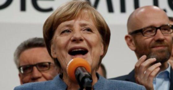 앙겔라 메르켈 독일 총리. [사진 AFP=연합뉴스]