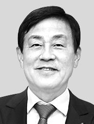 김정태 하나금융 회장. [뉴스1]