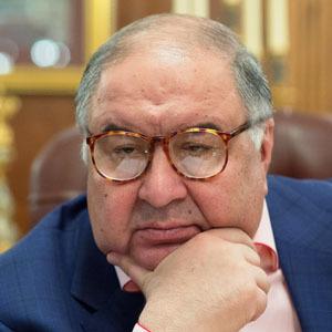 우스마노프(러시아)