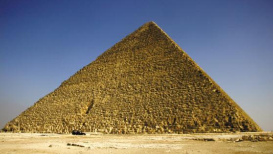 쿠푸왕의 피라미드
