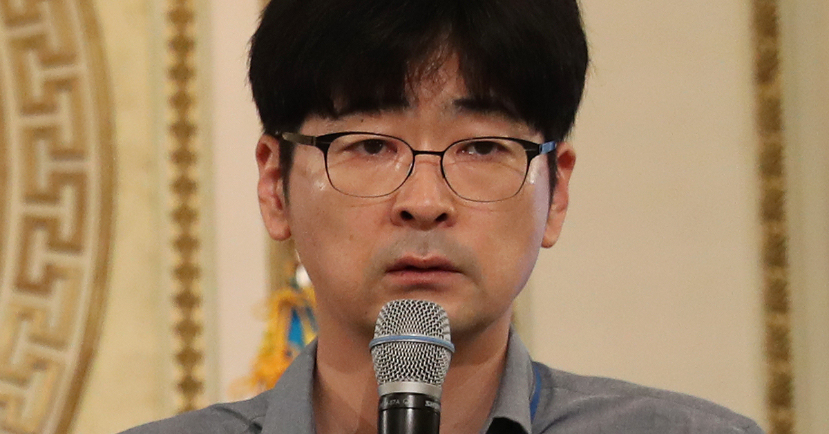 탁현민 청와대 행정관. [중앙포토]