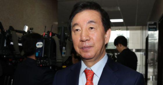 김성태 자유한국당 원내대표. [사진 연합뉴스]
