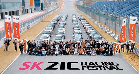 SK루브리컨츠의 ZIC는 대한민국 엔진오일 시장에 최초로 브랜드를 도입한 제품이다.