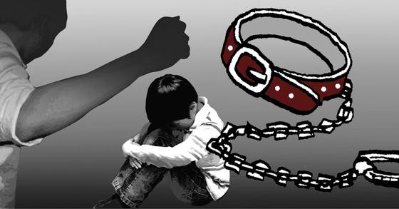 세 살 배기 아들을 상습적으로 학대해 사망에 이르게 한 20대 부부에게 징역 15년형이 선고됐다. [중앙포토]