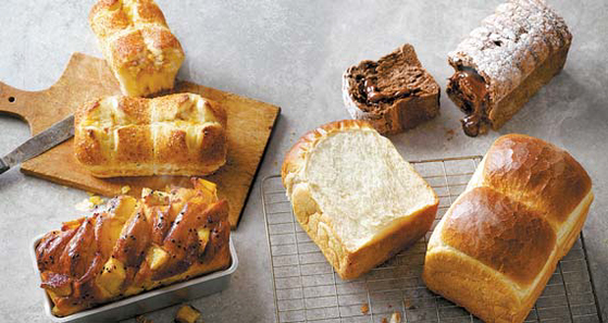 파리바게뜨는 한국인이 좋아하는 쫄깃한 식감과 부드러운 맛을 식빵에 구현했다.