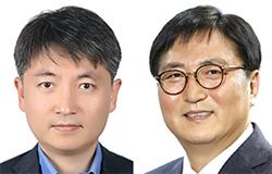 김상우(左), 박상신(右)