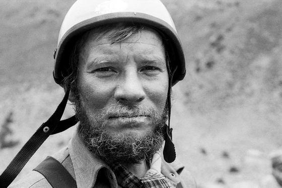 예지 쿠쿠츠카. 라인홀트 매스너에 이어 두 번째로 8000m 14개 오른 그는 괴력의 사나이였다. 중앙포토