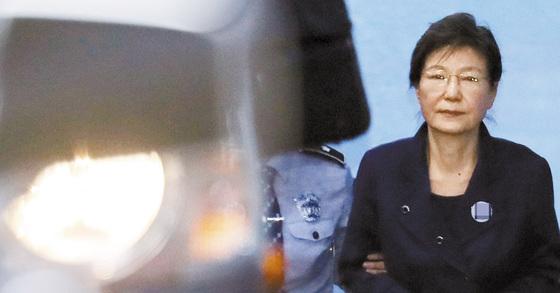 박근혜 전 대통령 [중앙포토]
