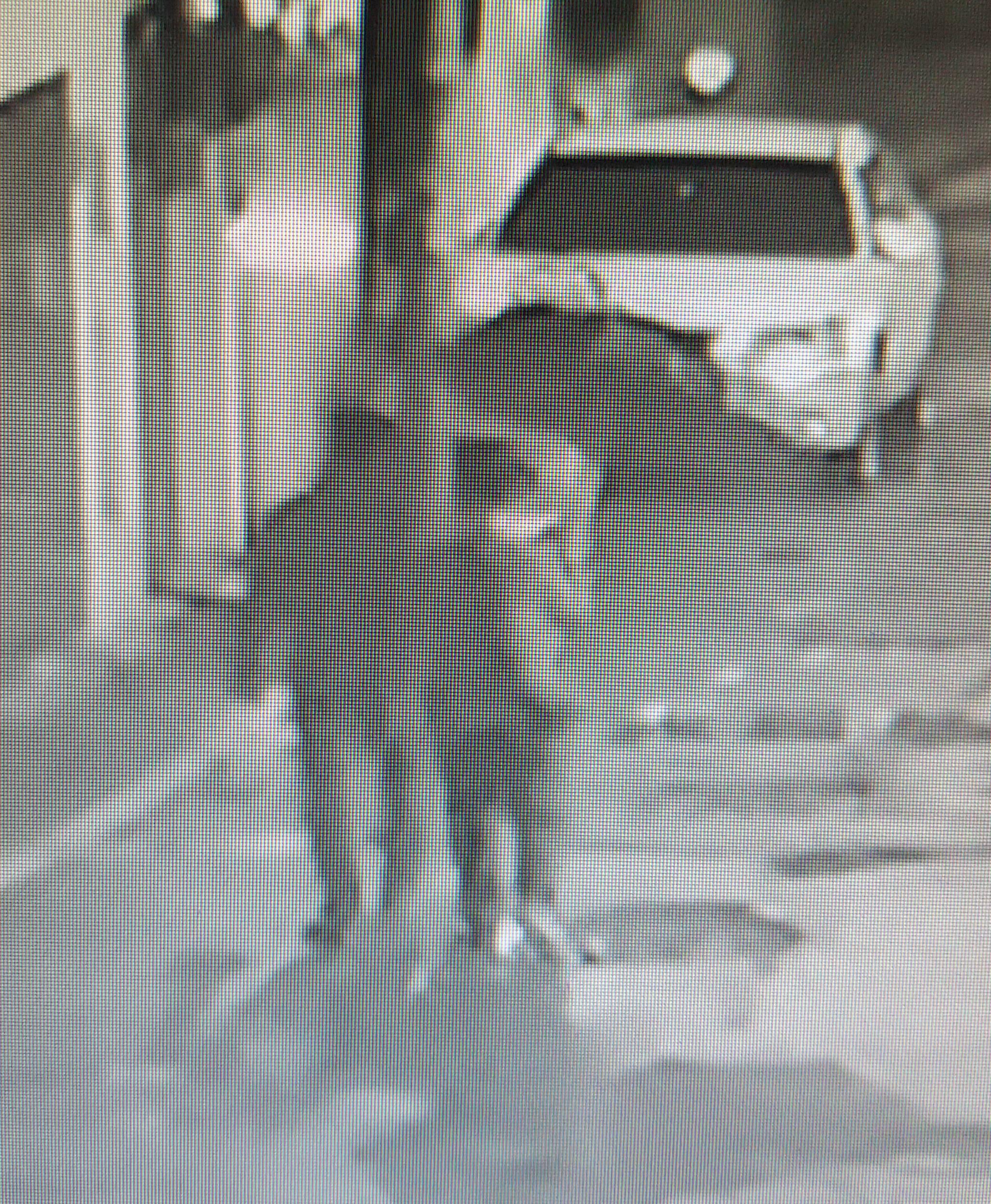지난 18일 오후 11시 38분께 A씨와 B씨가 함께 집으로 들어가는 모습이 찍힌 CCTV. [대전지방경찰청 제공=연합뉴스]