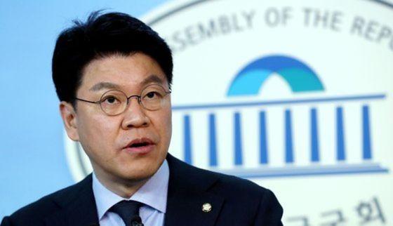 장제원 자유한국당 수석대변인. [사진 연합뉴스]
