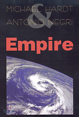 세계적 정치학자 안토니오 네그리가 쓴 '제국'. [Harvard University Press]