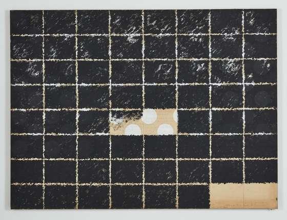Kim_Yong-Ik_KYI-Despair Completed #3, 1990-2002. ©Kukje Gallery _ Tina Kim G_