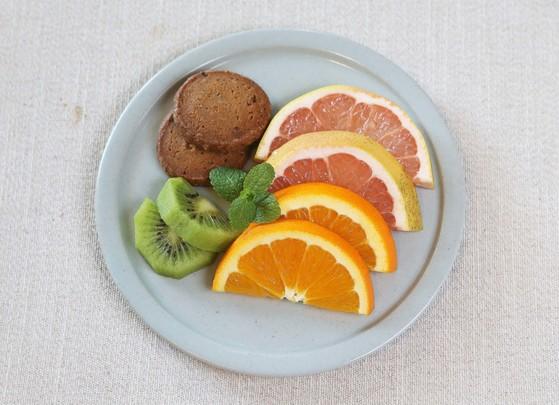 과일 & 쿠키