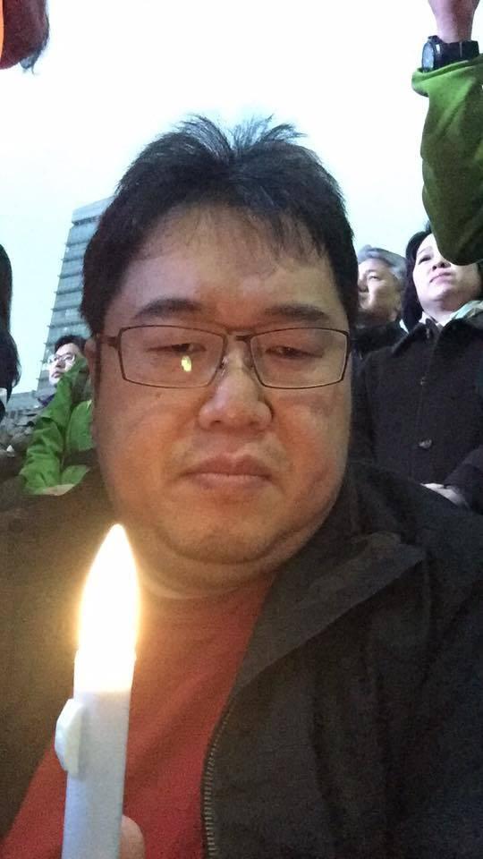 방송인 김용민씨. [사진 김용민 페이스북]