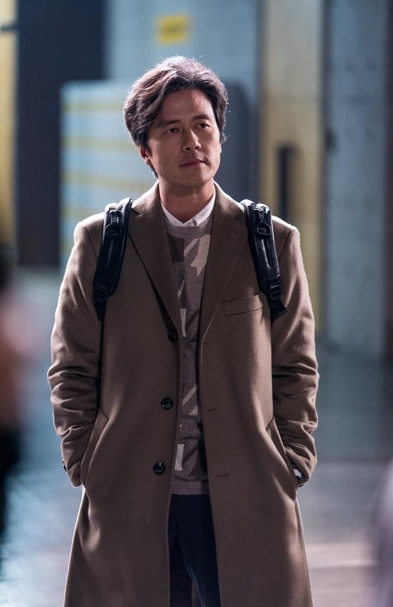 SBS 월화드라마 '키스 먼저 할까요' 주연 감우성