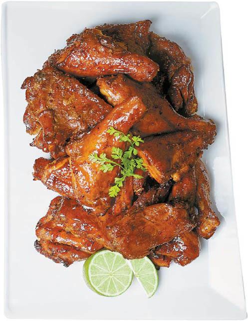 BBQ '오지구이 치킨'은 11호 닭과 BBQ만의 특제 소스를 사용했다. [사진 BBQ]