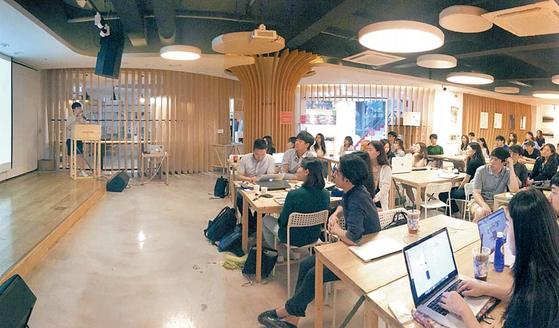 서울시와 SBA는 '신직업'을 발굴하고 이에 적합한 인재 육성을 위해 신직업 교육과정을 운영하고 있다. [사진 SBA]