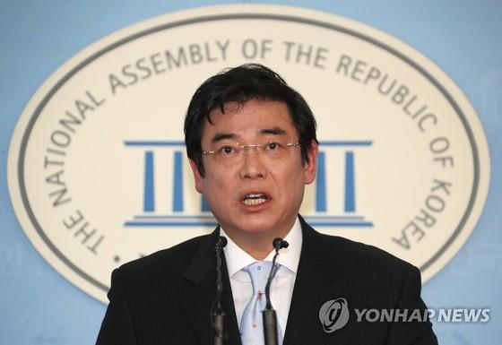 홍지만 자유한국당 대변인. [연합뉴스]