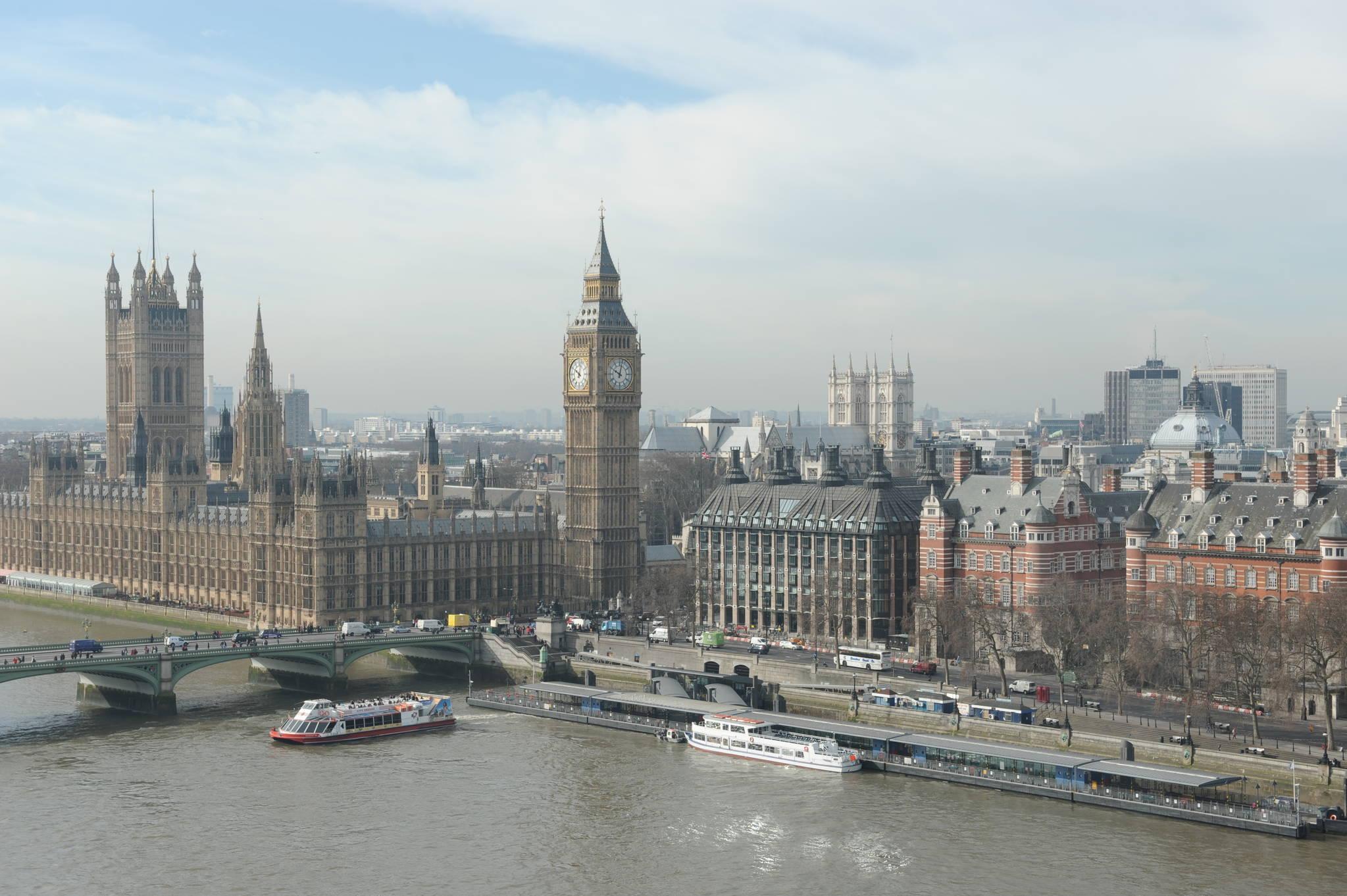 2위 영국 런던.