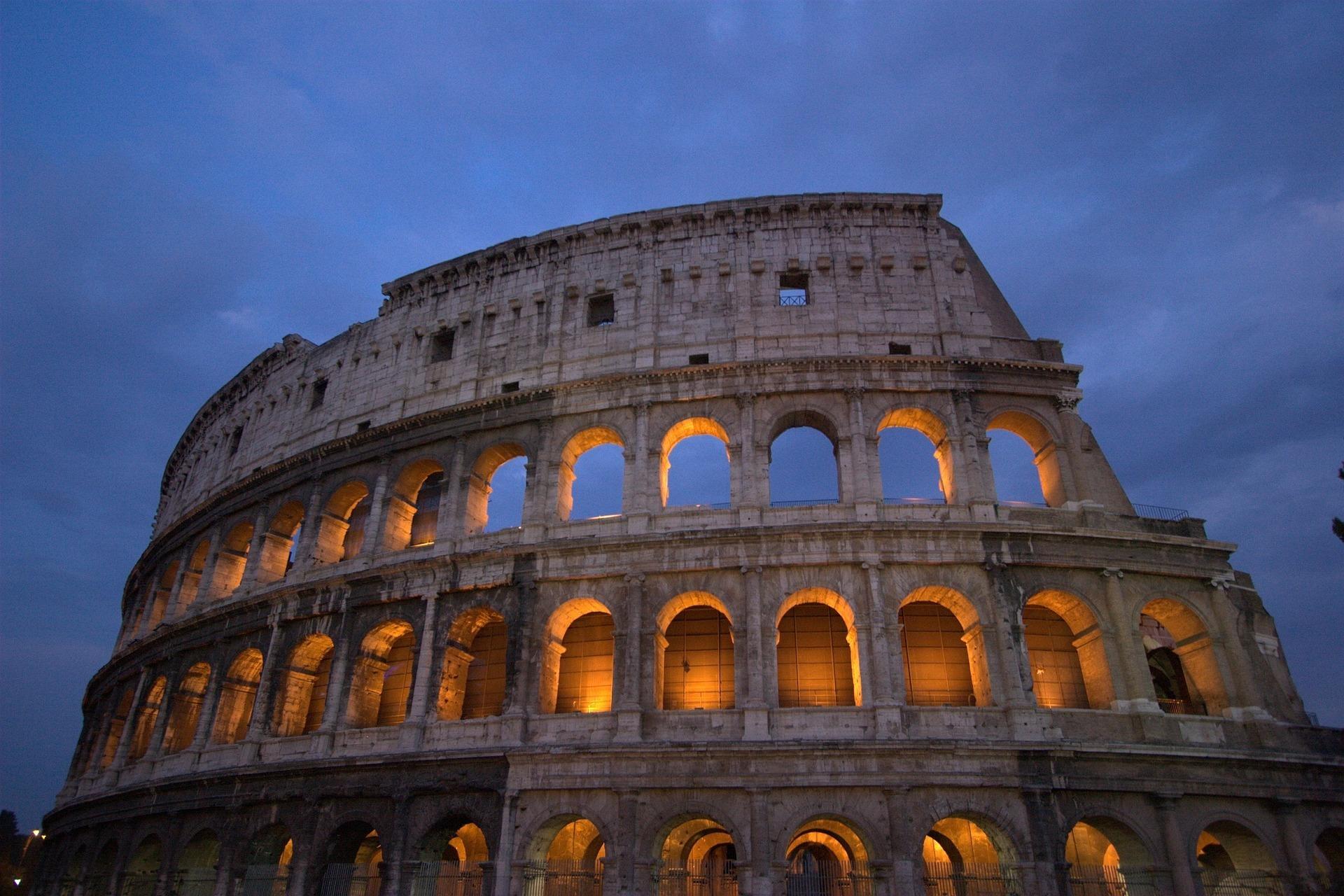 3위 이탈리아 로마.