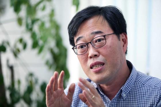 김기식 전 민주당 의원. [중앙포토]