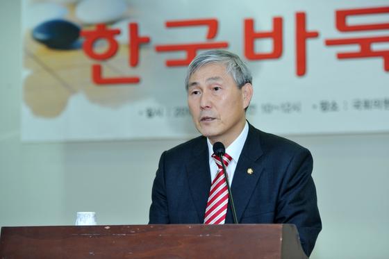 조훈현 자유한국당 의원 [사진 한국기원]