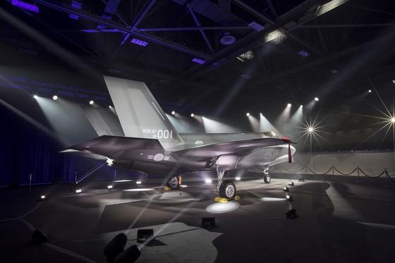 태극마크 첫 스텔스기 F-35A