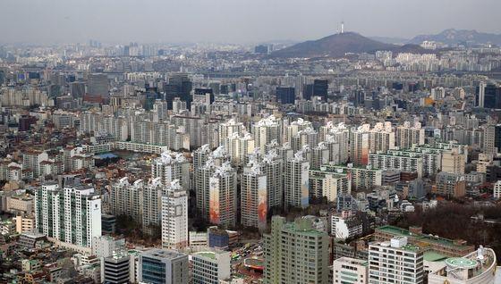 강남권 아파트