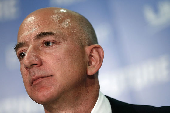 제프 베조스 아마존 CEO.