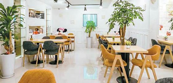 미스터힐링 카페는 휴식 전문 프랜차이즈 낮잠 카페다. [사진 미스터즈]