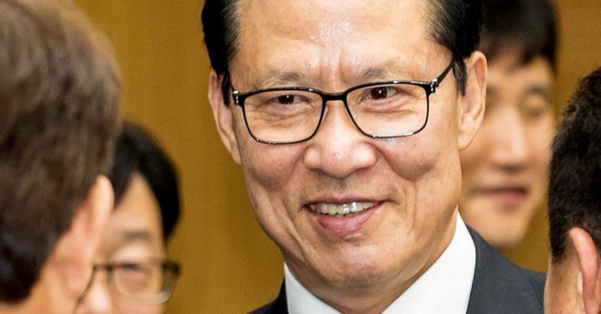 송영무 국방부 장관. [연합뉴스]