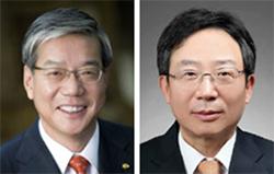 황영기(左), 김영호(右)