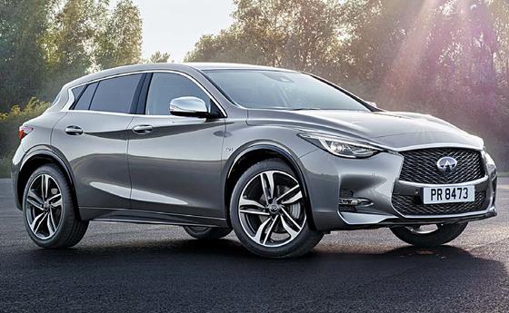 자동차 업체들끼리 힘을 합쳐 개발한 자동차들. 인피니티 Q30은 벤츠 GLA와 형제 모델.