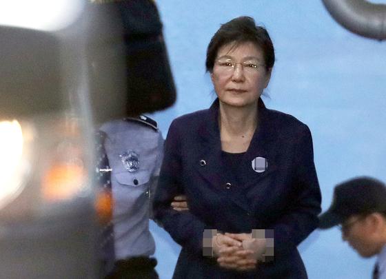 박근혜 전 대통령. [사진 공동취재단]