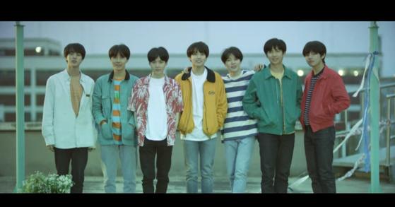 'Euphoria : Theme of LOVE YOURSELF 起 Wonder' Teaser Clip