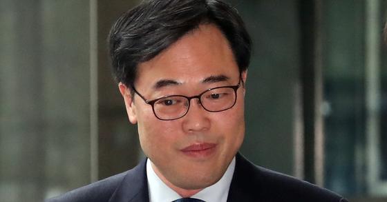 김기식 금융감독원장. [뉴스1]