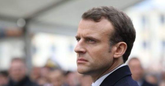 에마뉘엘 마크롱 프랑스 대통령. [연합뉴스]