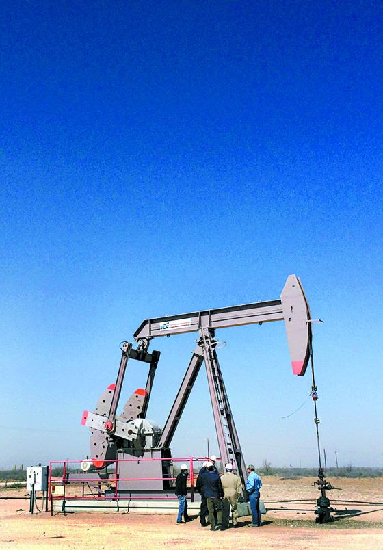 SK이노베이션은 최근 텍사스 크레인 카운티 등 미국 광구 2곳을 인수하고 국내 기업 중 처음으로 셰일가스 개발에 뛰어들었다. [사진제공=SK이노베이션]