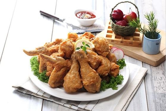 멕시칸치킨 후라이드 치킨. [사진 멕시칸치킨]