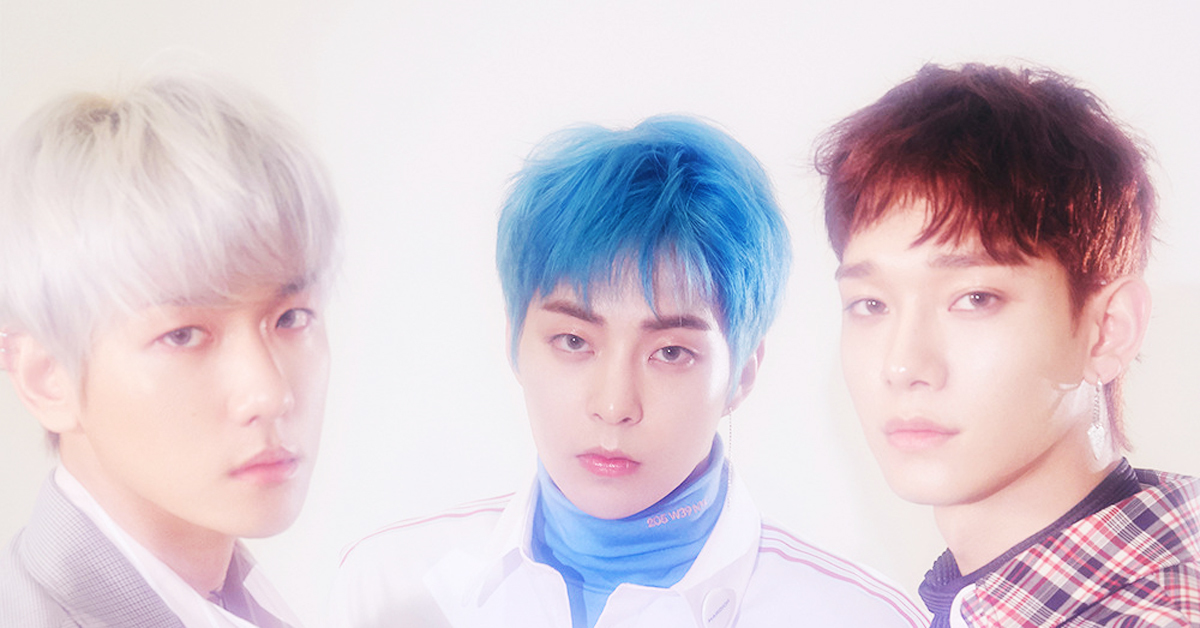 EXO-CBX [SM Entertainment]