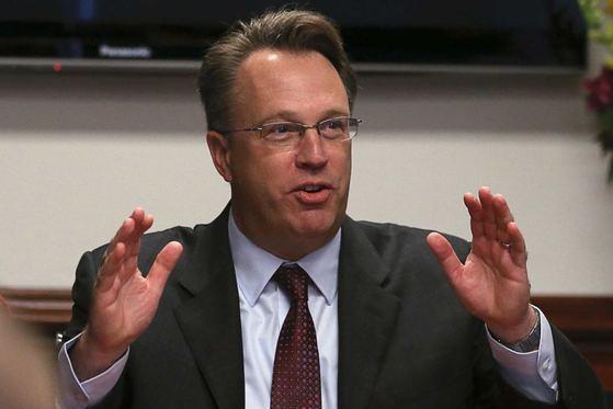 존 윌리엄스 뉴욕연방은행 총재 예정자. 오는 6월18일 임기를 시작한다.